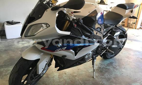 Buy Used BMW GS R1200 Blue Bike in Kabwe in Zambia