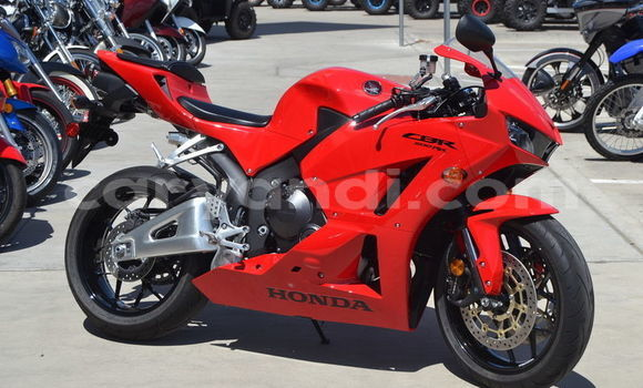 Buy Used Honda CRF 250L Red Bike in Mufulira in Zambia