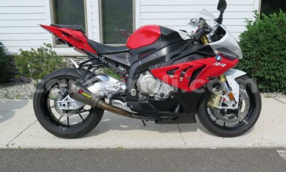 Buy Used BMW GS R1200 Red Bike in Kabwe in Zambia