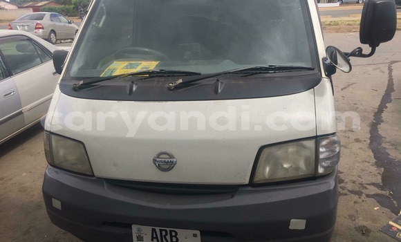 Buy Used Nissan Caravan White Car in Lusaka in Zambia