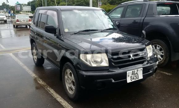 Buy Used Mitsubishi Pajero Black Car in Chingola in Zambia