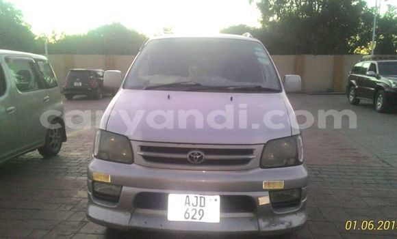 Buy Used Toyota Noah Other Car in Lusaka in Zambia