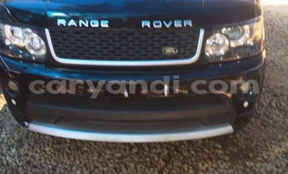 Buy Used Land Rover Range Rover Black Car in Lusaka in Zambia