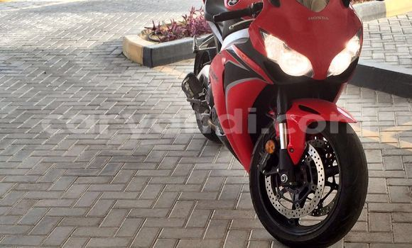 Buy Used Honda CBR 1000 RR Red Bike in Lusaka in Zambia
