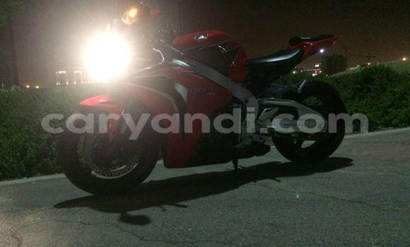 Buy Used Honda CBR 1000 RR Red Moto in Lusaka in Zambia