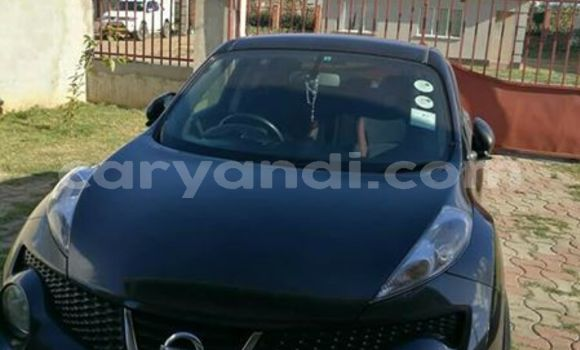 Buy Used Nissan Juke Black Car in Lusaka in Zambia