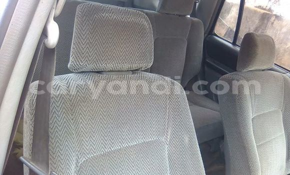 Buy Used Honda CR-V Silver Car in Lusaka in Zambia