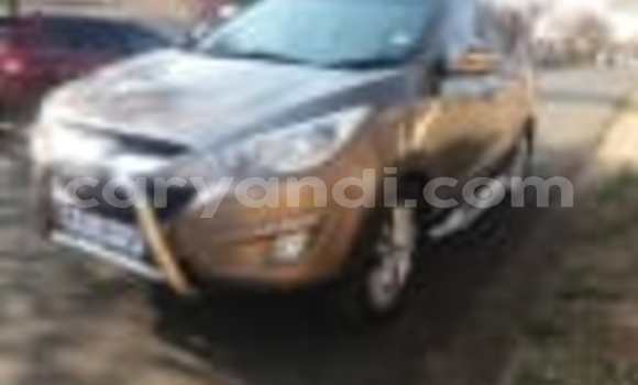 Buy Used Hyundai ix35 White Car in Limulunga in Western