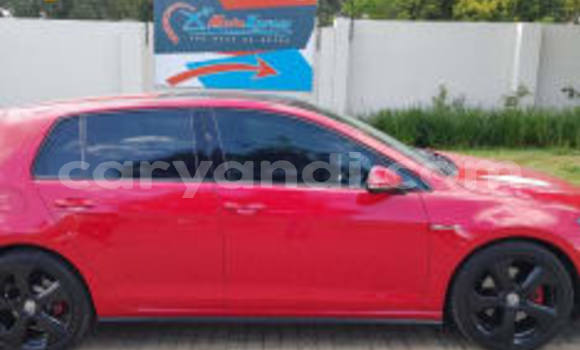 Buy Used Volkswagen Golf Red Car in Chililabombwe in Copperbelt