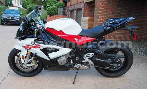 Buy Used BMW GS R1200 Red Bike in Chingola in Zambia