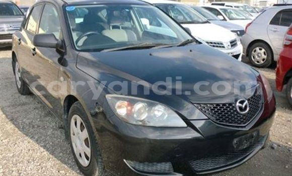 Buy Used Mazda 323 Black Car in Chingola in Zambia
