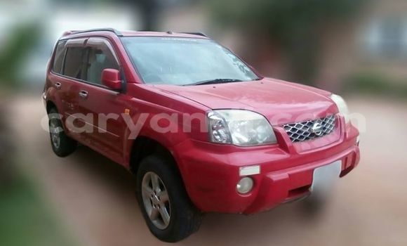 Buy Used Nissan X–Trail Red Car in Lusaka in Zambia