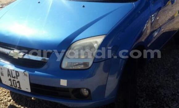 Buy Used Chevrolet Captiva Blue Car in Lusaka in Zambia
