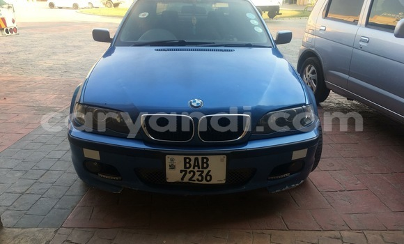 Buy Used BMW 3–Series Blue Car in Lusaka in Zambia