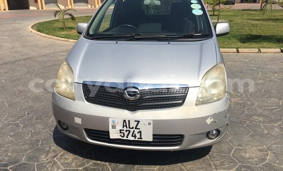 Buy Used Toyota Spacio Silver Car in Lusaka in Zambia