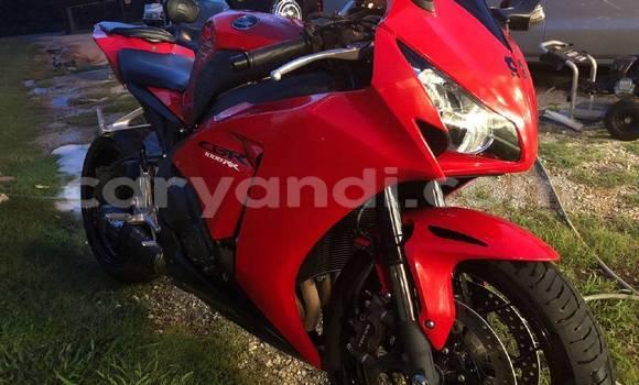 Buy Used Honda CBR 1000 RR Red Bike in Kalabo in Western