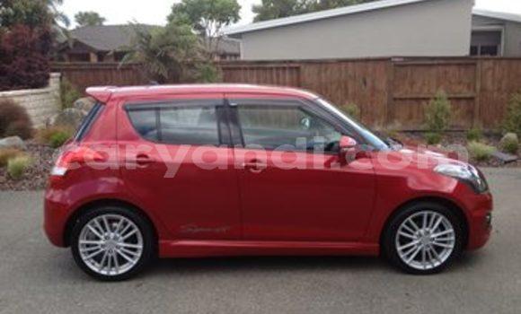 Buy Used Suzuki Swift Red Car in Kasama in Zambia
