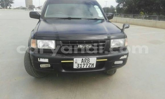 Buy Used Isuzu Wizard Black Car in Monze in Southern
