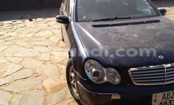 Buy Used Mercedes–Benz C–Class Black Car in Lusaka in Zambia