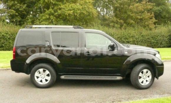 Buy Used Nissan Pathfinder Black Car in Chilanga in Lusaka