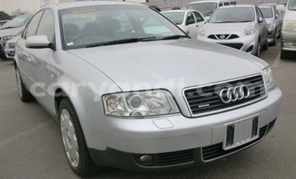 Buy Used Audi A6 Silver Car in Chingola in Zambia