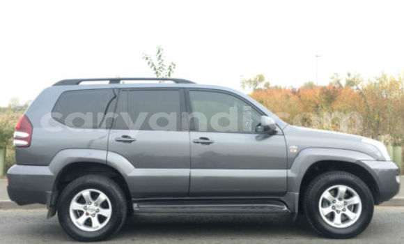 Buy Used Toyota Land Cruiser Silver Car in Lusaka in Zambia
