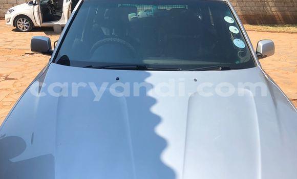 Buy Used BMW X3 Silver Car in Lusaka in Zambia