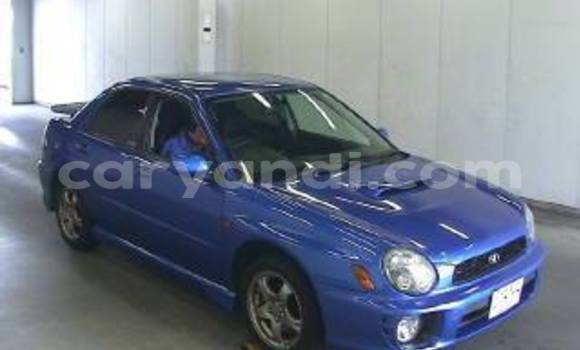 Buy Used Subaru Outback Blue Car in Chingola in Zambia