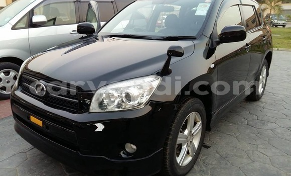 Buy New Toyota RAV4 Black Car in Lusaka in Zambia