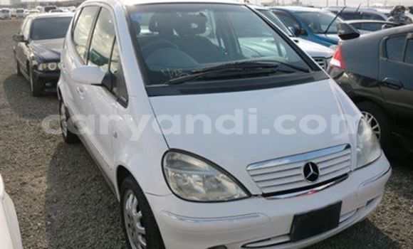 Buy Used Mercedes–Benz A–Class White Car in Chingola in Zambia