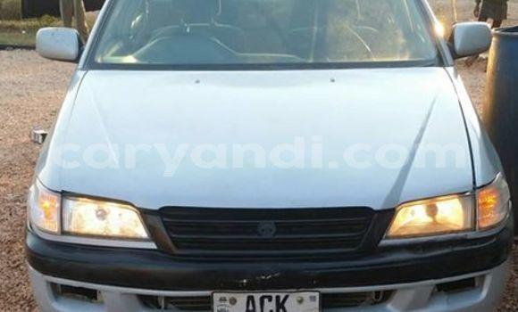 Buy Used Toyota Corona Silver Car in Lusaka in Zambia