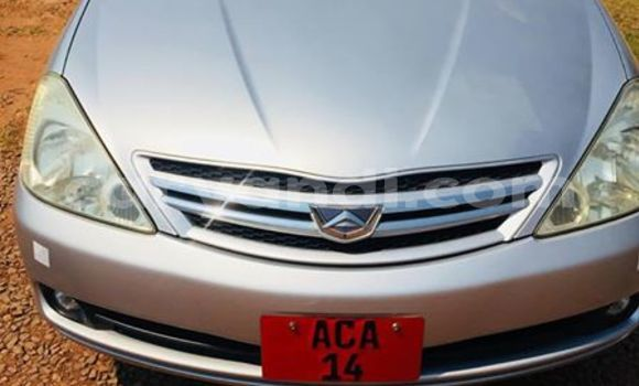 Buy Used Toyota Allion Silver Car in Ndola in Zambia