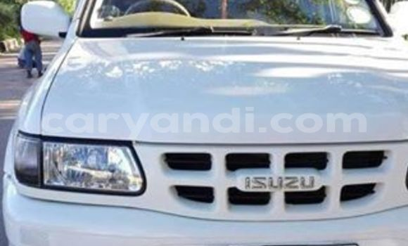 Buy Used Isuzu Wizard White Car in Lusaka in Zambia