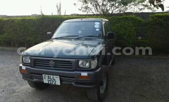 Buy Used Toyota Hilux Black Car in Ndola in Zambia