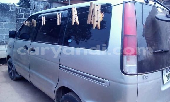 Buy Used Toyota Noah Silver Car in Ndola in Zambia