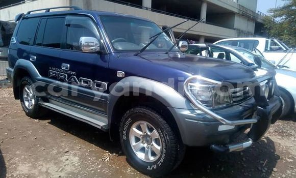 Buy Used Toyota Land Cruiser Prado Other Car in Lusaka in Zambia