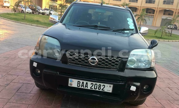 Buy Used Nissan X–Trail Black Car in Lusaka in Zambia