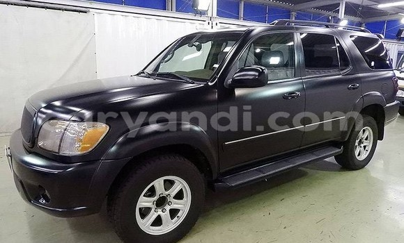 Buy Used Toyota Sequoia Black Car in Chilanga in Lusaka