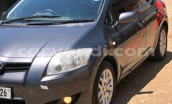 Buy Used Toyota Auris Other Car in Lusaka in Zambia