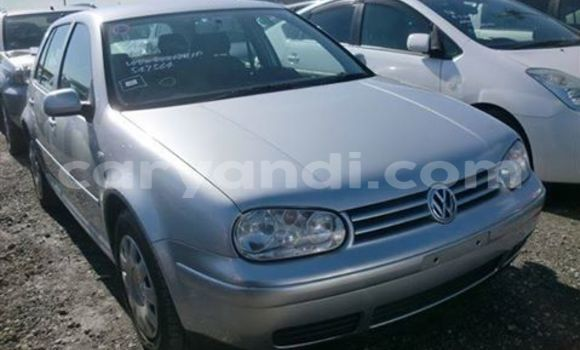 Buy Used Volkswagen Golf Silver Car in Chipata in Zambia