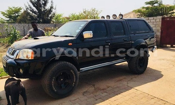Buy Used Nissan Hardbody Black Car in Lusaka in Zambia