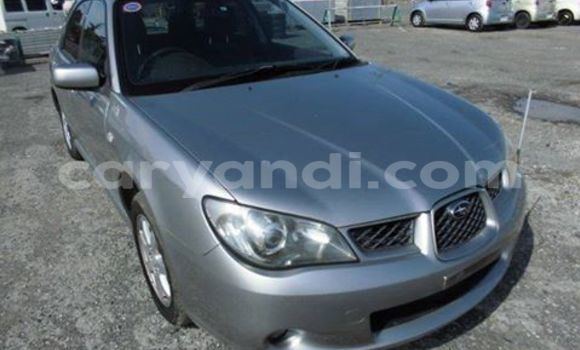 Buy Used Subaru Outback Silver Car in Chingola in Zambia