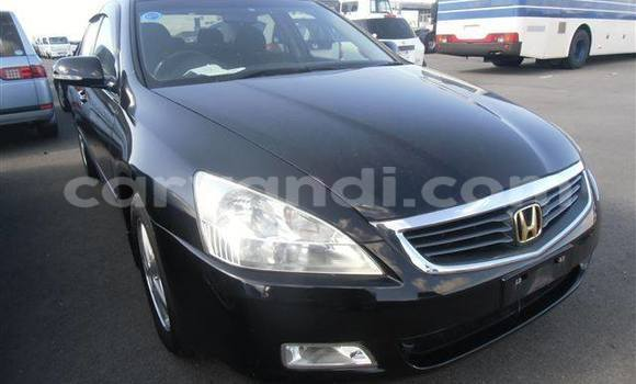 Buy Used Honda Accord Black Car in Chingola in Zambia