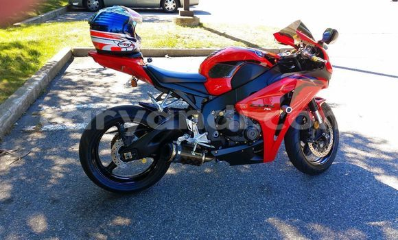 Buy Used Honda CBR Red Bike in Isoka in Northern