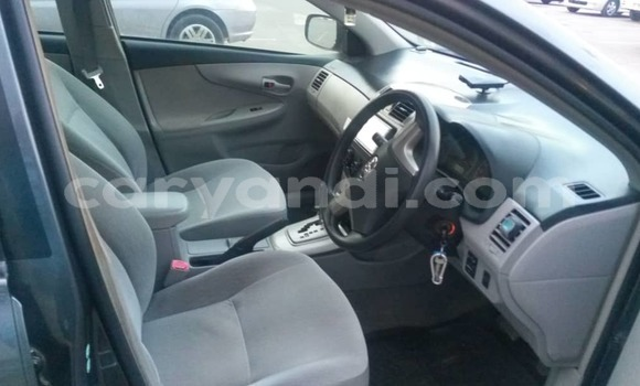 Buy Used Toyota Axio Black Car in Lusaka in Zambia