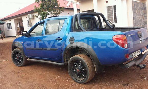 Buy Used Mitsubishi Sportero Blue Car in Lusaka in Zambia