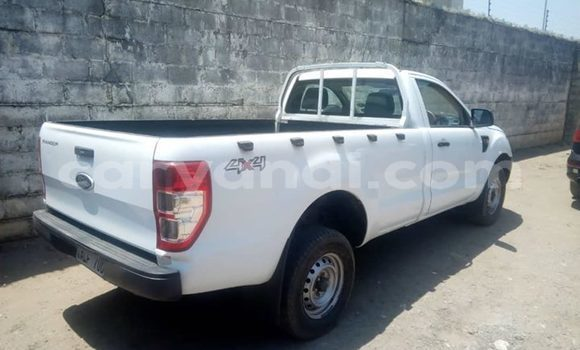 Buy Used Ford Ranger White Car in Choma in Southern