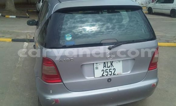 Buy Used Mercedes–Benz A–Class Silver Car in Lusaka in Zambia