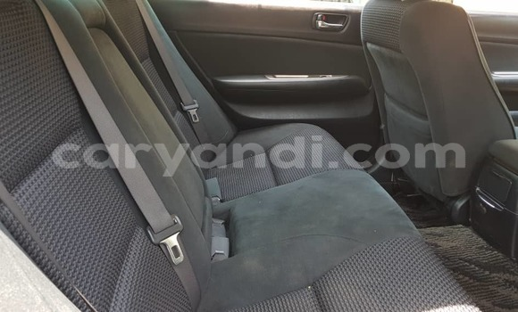 Buy Used Toyota Avensis Silver Car in Lusaka in Zambia