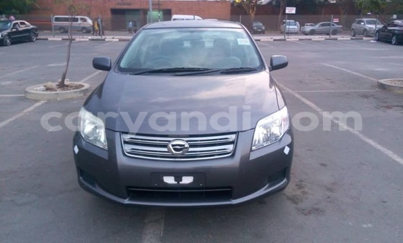 Buy Used Toyota Axio Black Car in Lusaka in Zambia